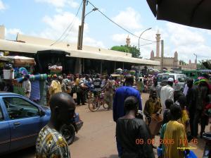 Bamako capital city of Mali