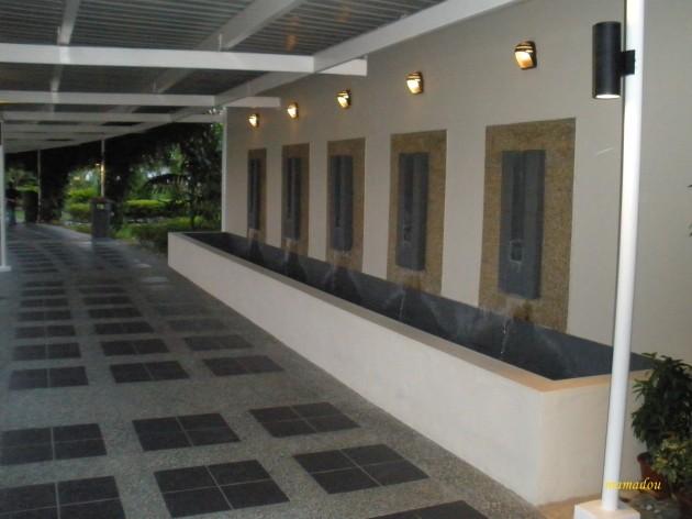 Monument 66 Kota Kinabalu Toilet Exterior