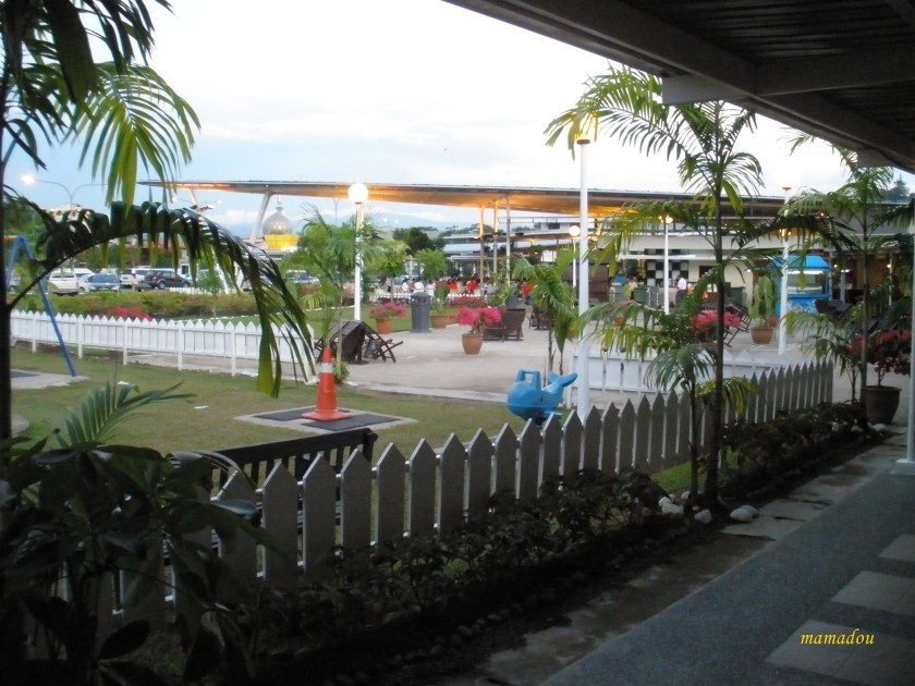 Monument 66 Kota Kinabalu View1