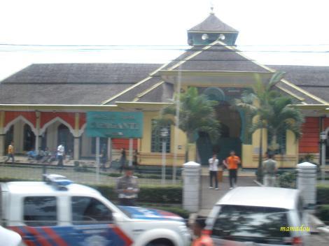 Bandung Mosque Cipaganti