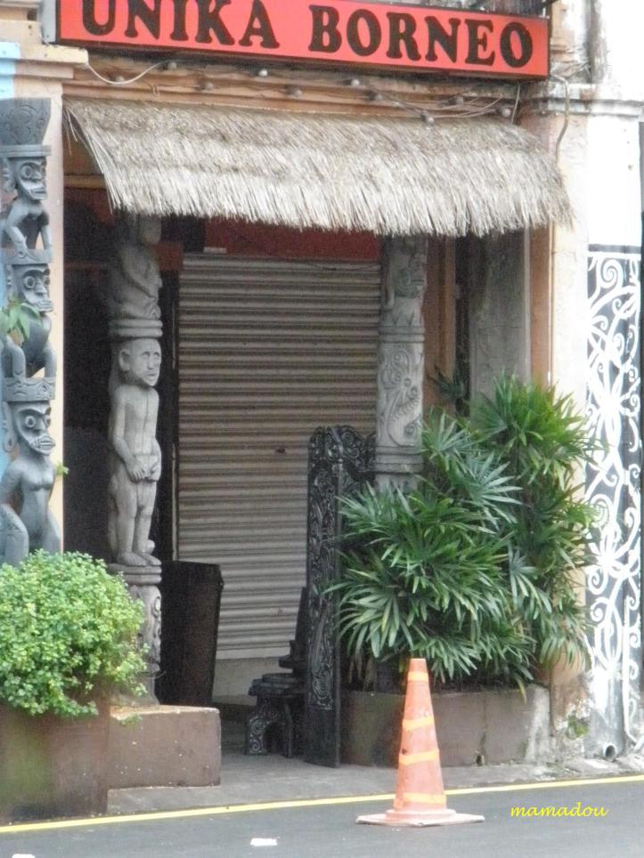 Kuching - Main Bazaar