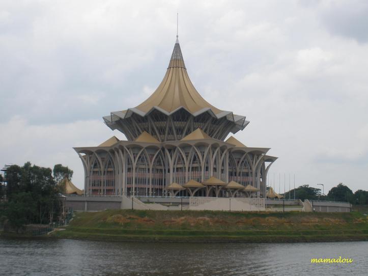 Kuching - State of Sarawak Assembly Building